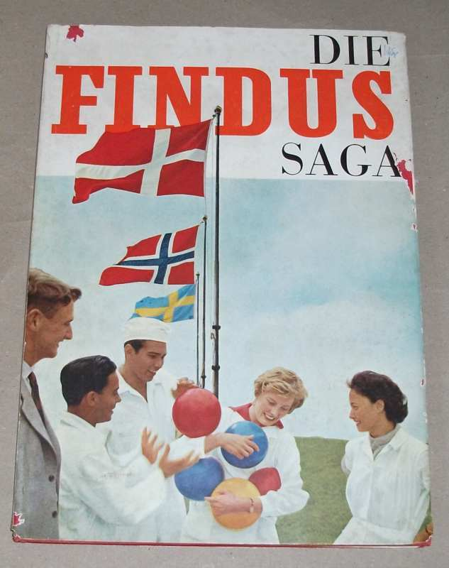 Fndus International (Hrsg.): Die Findus Saga.